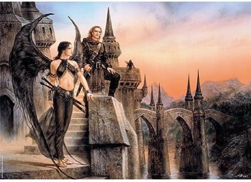 liquidación hasta el 70% Luis Royo Fantasy Fantasy Fantasy 1,00 piece puzzle - Wings by Paul Lamond Games  descuento de ventas en línea