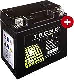 YTZ7S Tecno Gel-bateria para Duke 125 ABS Año 2013-2016
