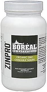 Zinpro Organic Zinc Chewable Tablets 180 Count