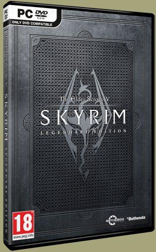 TheElderScrollsV:SkyrimLegendaryEdition(PC)(輸入版)