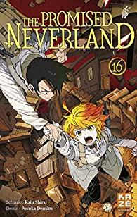The promised neverland, tome 16 par Shirai
