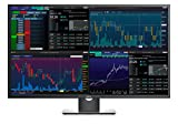 Dell Multi-Client Monitor P4317Q - 43-inch Ultra 4K 3840 x 2160, DisplayPort HDMI USB 3.0 RS232 (Renewed)