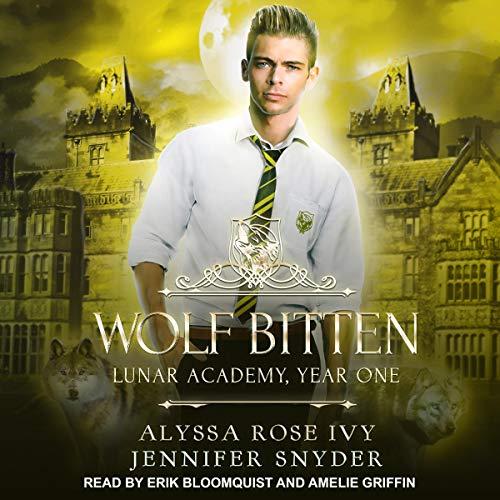 Wolf Bitten: Lunar Academy, Year One cover art