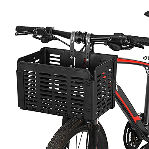 Canasta De Bicicleta Plegable, Canasta De Bicicleta Para Mascotas, Cesta Delantera Para Bicicleta, Cesta Delantera Para Fijar A Bicicleta Spot Cruiser, Desmontable Cesta Delantera De Bicicleta