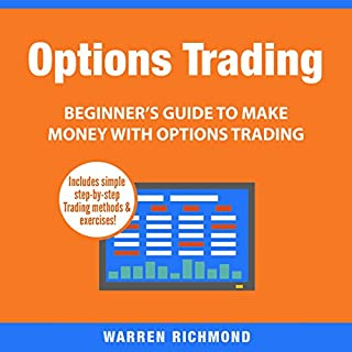 Options Trading: Beginner's Guide to Make Money with Options Trading, Book 1 cover art