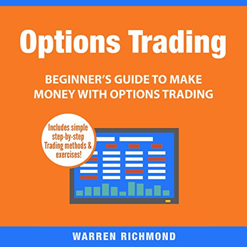 Options Trading: Beginner's Guide to Make Money with Options Trading, Book 1 audiobook cover art