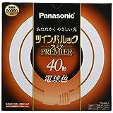 パナソニック 二重環形蛍光灯(FHD) 40形 電球色 ツインパルックプレミア FHD40ELL