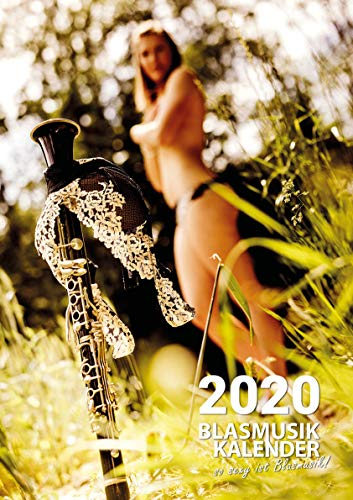 Blasmusikkalender Wandkalender GIRLS-Edition 2020
