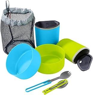 MSR Kit de bagunça para 2 pessoas