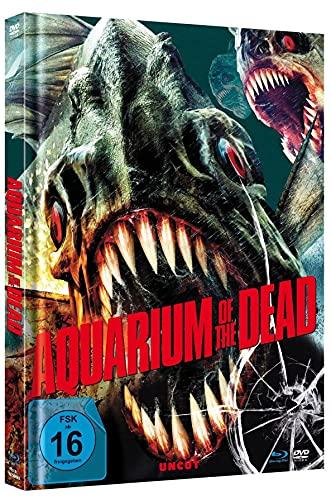 Aquarium of the Dead - Uncut Limited Mediabook (+ DVD) (+ Booklet) [Blu-ray]