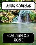 Arkansas Calendar 2021