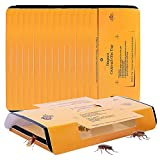 12 Pack Roach Trap Glue Bug Trap, Sticky Trap Insect Pest Control for...