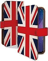 Xperia Z3 SO-01G ケース 手帳型 携帯ケース イギリス 国旗 旗 フラッグ 赤 おしゃれ エクスペリア スマホケース so01g 格好良い かっこいい カメラレンズ全面保護 カード収納付き 全機種対応 t0032-00764