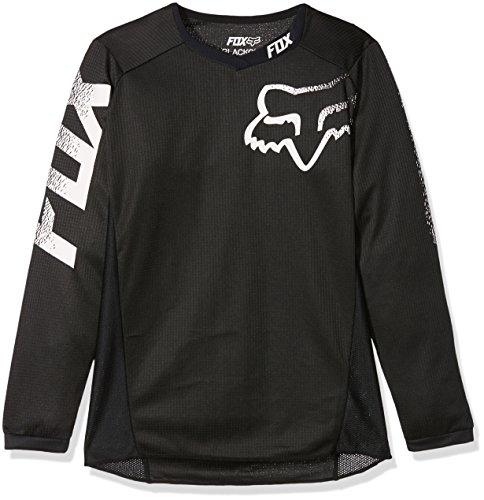 FOX Jungen Blackout Jersey, Black, XL