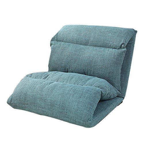 Sofá Lazy Sofá Cama Individual Plegable recámara sofá pequeño Flotante Ventana Mat Puf