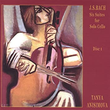 Cello Suites By J.S.Bach, Volume 1