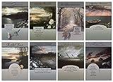 50 Trauerkarten Grußkarten Klappkarten mit 50 Umschlägen Kondolenz Trauer Beileid 81-1540
