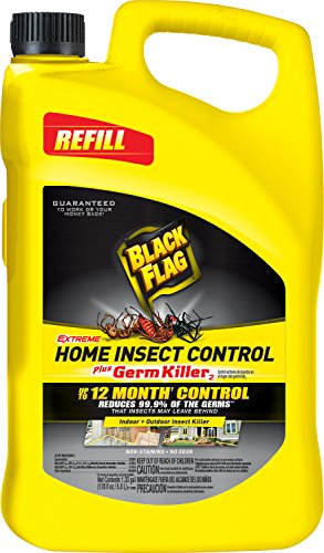 Black Flag 11103-1 Extreme Home Insect Control Plus Germ Killer 1.33 Gallons, Pack of 4