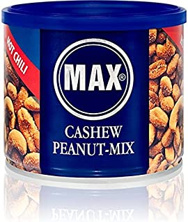MAX CASHEW PEANUT-MIX - Hot Chili 6er Karton
