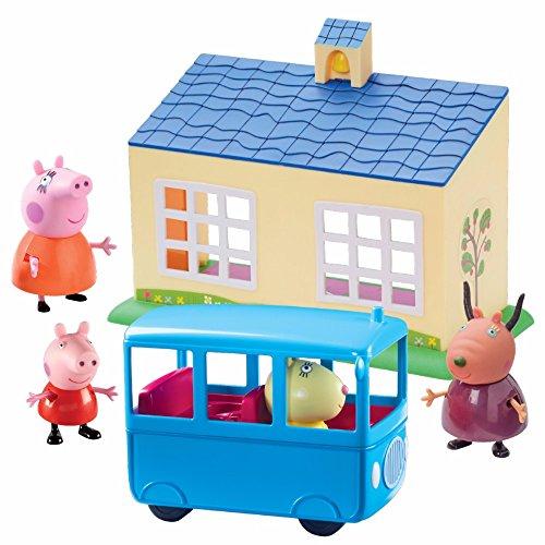 Peppa Pig Juego Escolar, Multicolor (Character Options Ltd. 0PP-06593)