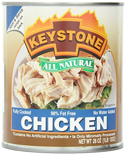 Keystone All Natural Chicken 28 Oz (Pack of 3)