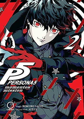 Persona 5: Mementos Mission Volume 2