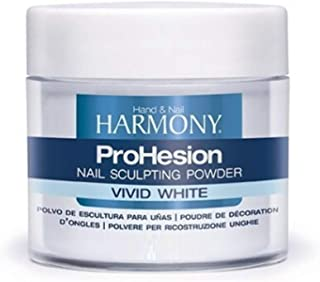 Gelish Vivid White Prohesion Sculpting Powder, 3.7 Fluid Ounce