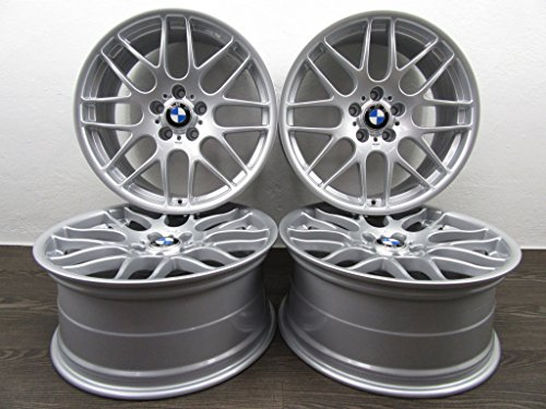 4 Alufelgen AVUS Racing AC-MB4 18 Zoll passend für 1er E81 E87 2er 3er E46 5er X3 E83 F25 X4 F26 Z4 E85 NEU