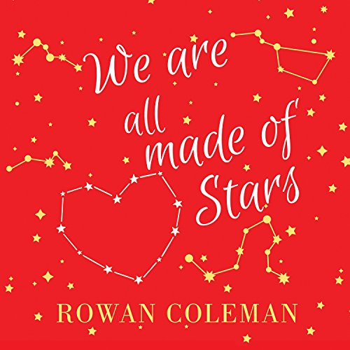 We Are All Made of Stars audiobook cover art