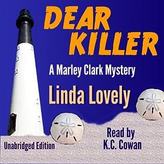 Dear Killer audiobook cover art