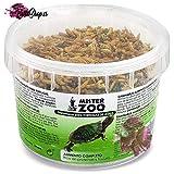BETTASHOP.ES Comida para Tortugas Acuario GAMMARUS 900 Gramos Casi UN Kilo