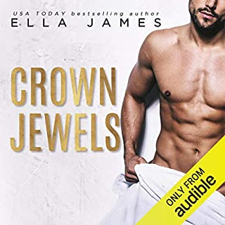 Crown Jewels audiobook cover art