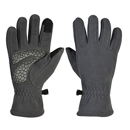 Guantes de ciclismo Guantes de bicicleta unisex BTT Deportes guantes de invierno...