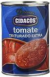 Cidacos - Tomate Triturado Extra, 400 g