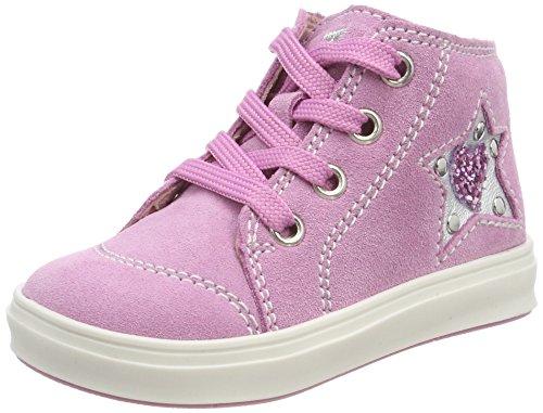 Richter Kinderschuhe Mädchen Jimmy Derbys, Pink (Candy/Silver), 20 EU