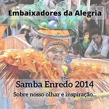 Sobre Nosso Olhar e Inspiração... (Samba Enredo 2014)