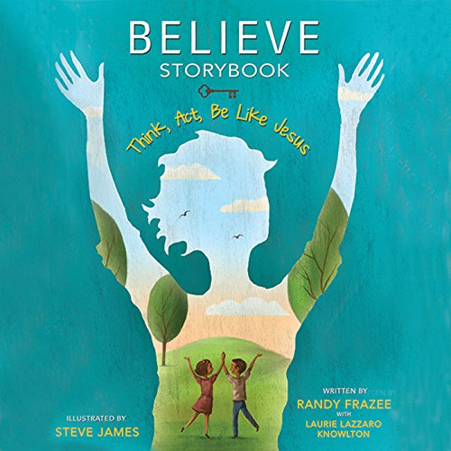 Believe Storybook audiobook cover art