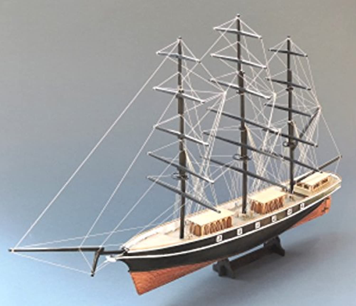 Mantua Models Cutty Sark Kit Ideal for Beginners 1 200th Scale Wooden Model Ship Kit 612