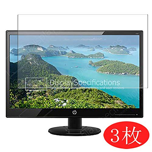 VacFun 3 Piezas HD Claro Protector de Pantalla para HP 22kd T3U87AA 21.5' Display Monitor, Screen Protector Sin Burbujas...