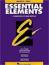 Essential Elements, Book 1 - Baritone B.C.