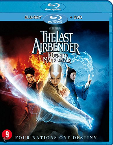Die Legende von Aang [Blu-ray + DVD]