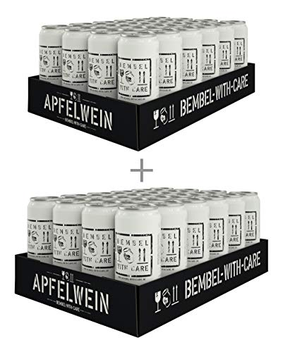 BEMBEL WITH CARE Apfelwein-Cola (48 x 500 ml)