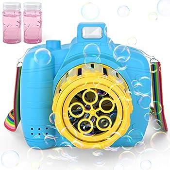 Jasonwell Automatic Bubble Blower Machine for Kids