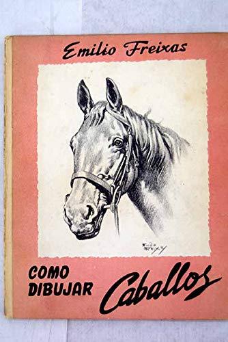 Como dibujar caballos