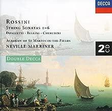 Mejor Rossini String Sonatas de 2020 - Mejor valorados y revisados
