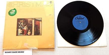 Various Artists The Best Of Christmas Vol. II - Capitol Records 1978 - A Used Vinyl Record Album - 1978 Pressing SM-11834 - Dean Martin - Ella Fitzgerald - Bing Crosby - Nat King Cole