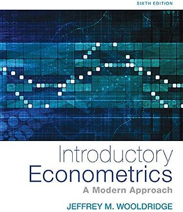 Ebook wooldridge introductory download econometrics