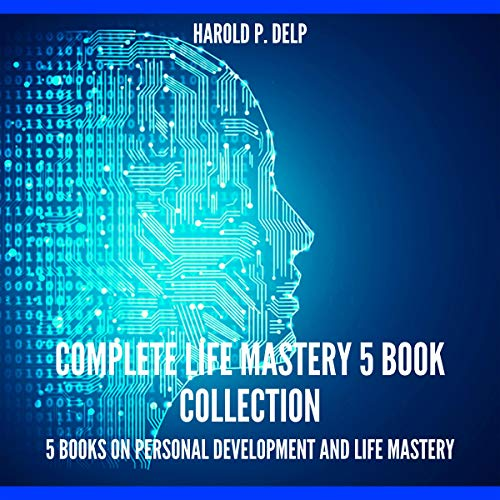 Complete Life Mastery 5 Book Collection Titelbild
