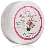 Aloe Canarias 200030 - Crema de aloe vera y rosa mosqueta regeneradora para...