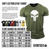 Zoom IMG-2 gymtier magliette da uomo per